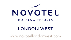 Novotel London West (Hotel Partner)