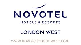 Novotel London West (Hotel Partner)