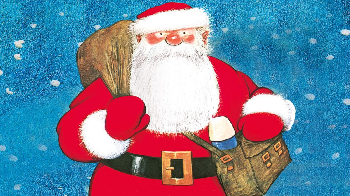 Raymond Briggs' Father Christmas