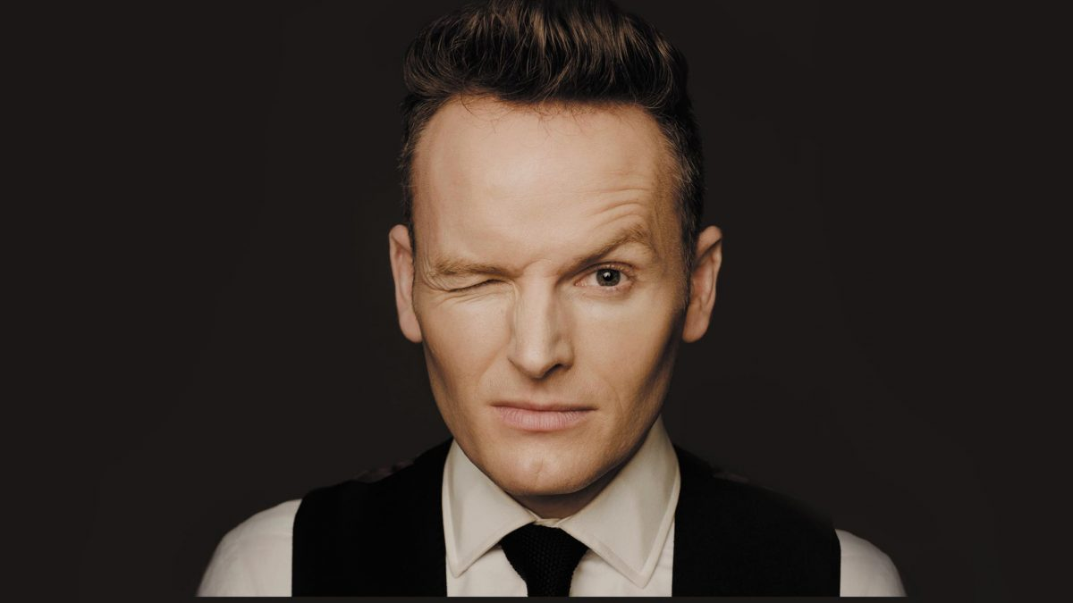 Joe Stilgoe's Christmas at the Lyric