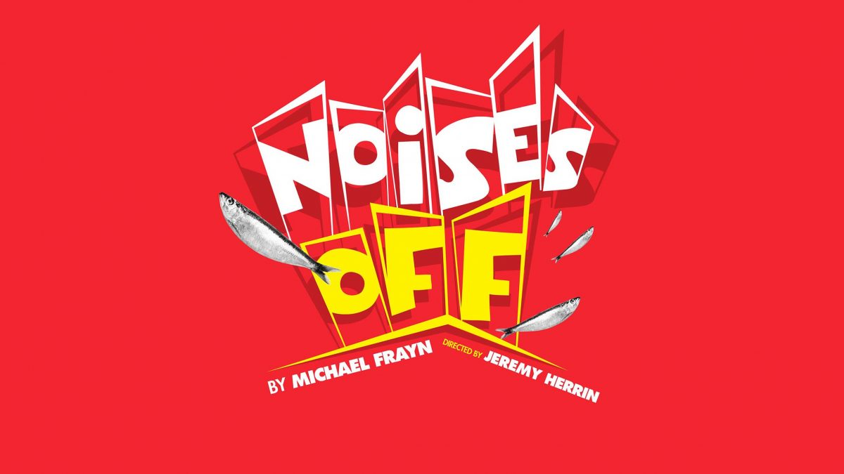 Noises Off at the Garrick Theatre