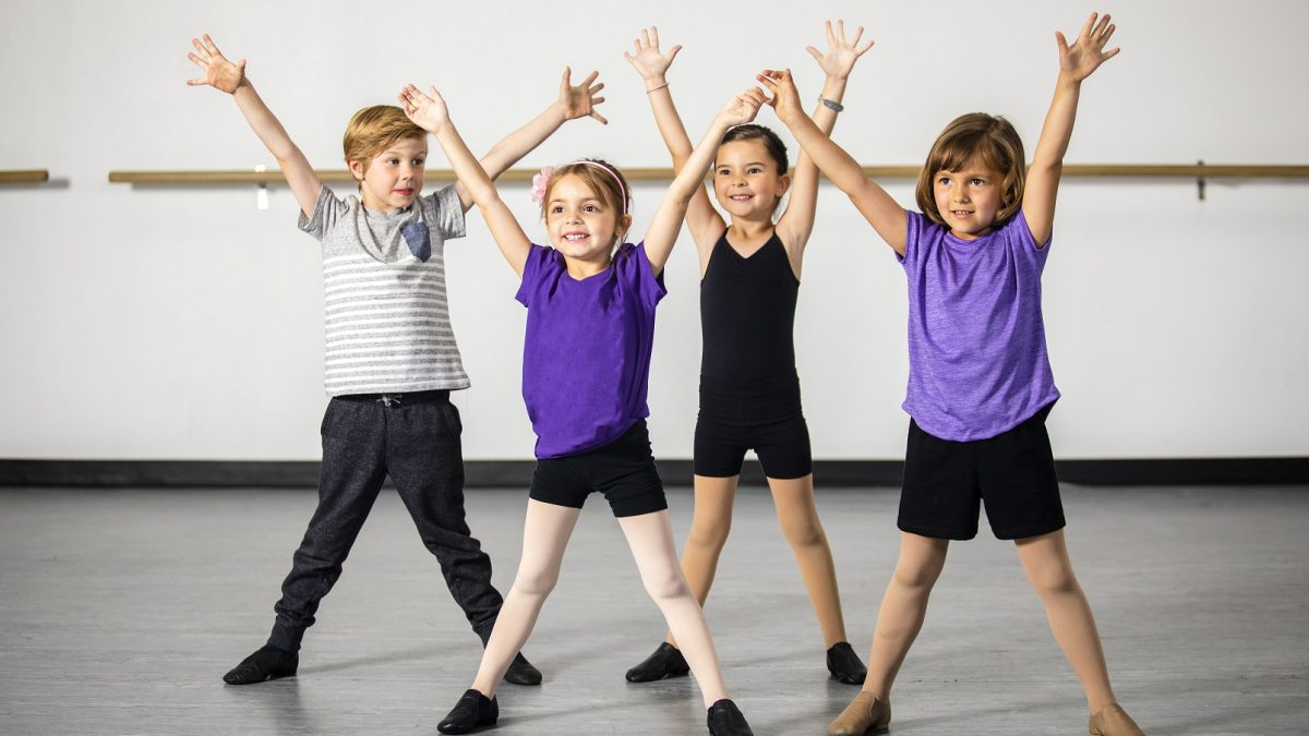 DanceWest, Musical Theatre (Ages 6-10)
