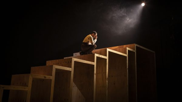 We are back on stage! First look at production images of Out West