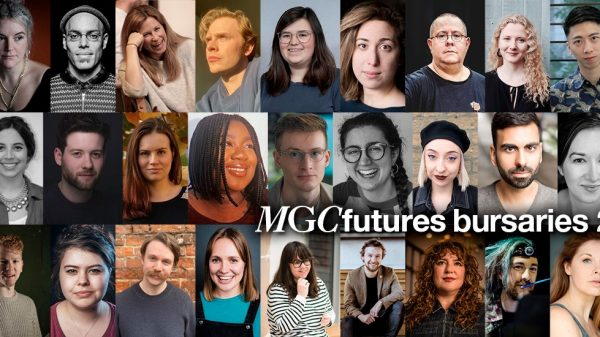 Lyric announces first ever literary role in partnership with MGCfutures