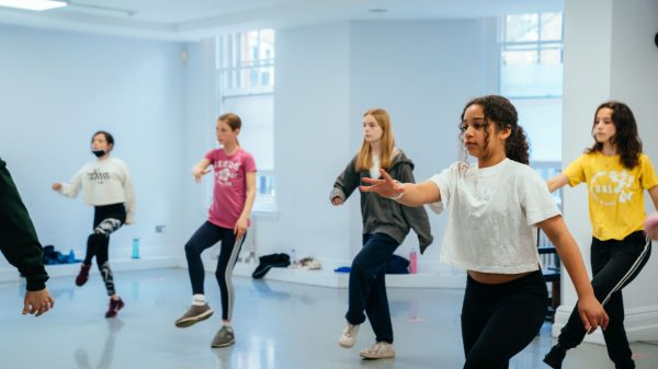 Theatre, dance and music classes with Young Lyric are now on sale for Autumn 2021